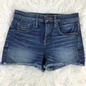 Mossimo High Rise Shorts (Size 0)